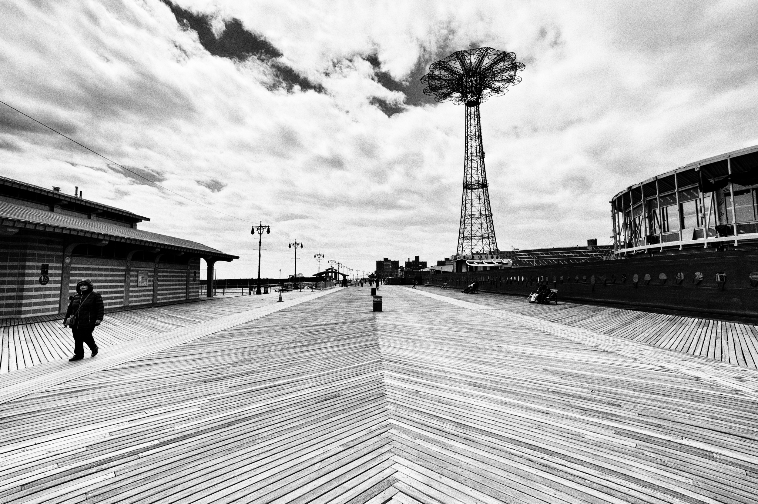 boardwalk, coney island ny